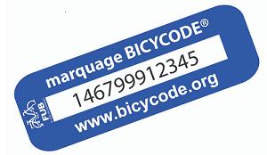 marquage bicycode _VPO