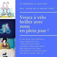 Vélorution du 21 juin 2019